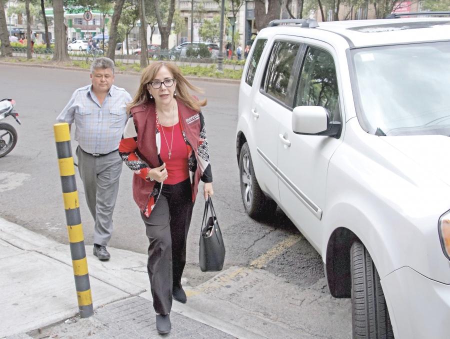 Morena niega petición de Yeidckol rumbo a Dirigencia
