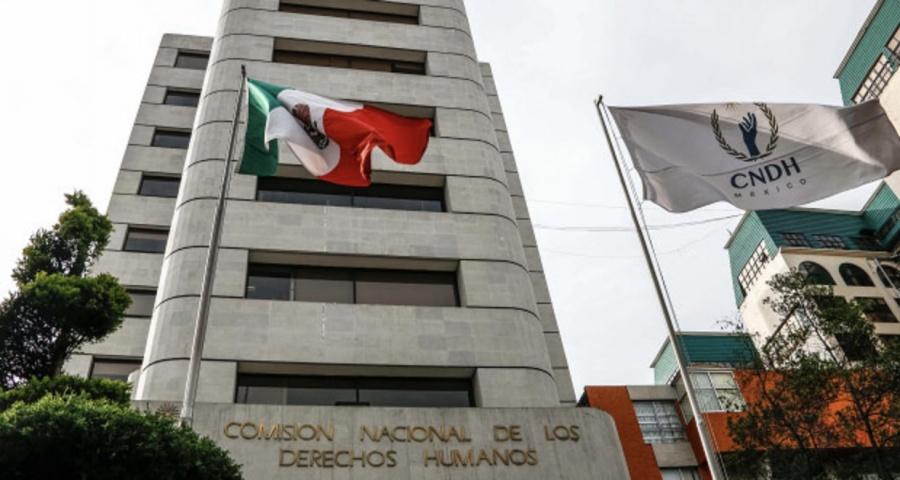 ...Y CNDH pide a Chiapas medidas cautelares