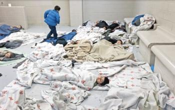 Trump permite detener a niños migrantes 50 días