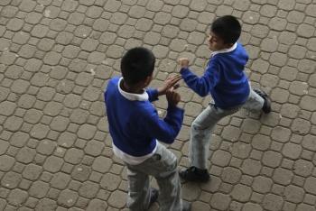 """México, en los primeros lugares mundiales en """"bullying"""""""