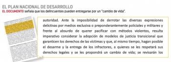 AMLO niega diálogo con el crimen organizado