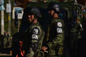Guardia Nacional elaborará estrategia contra feminicidio