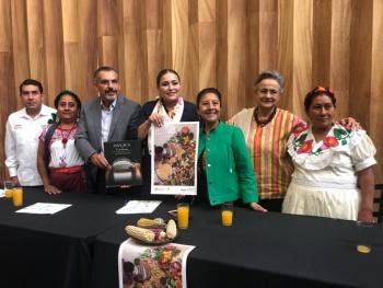 """Anuncian mes de """"Oaxaca de mis sabores"""" en la CDMX"""
