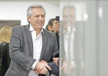 Kirchnerista promete unirse a México y a Uruguay para apoyar a Maduro