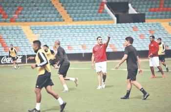 Chiquimarco dirige primer entrenamiento con Salamaca