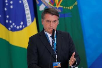 Bolsonaro asegura que no cuenta con recursos para combatir incendios del Amazonas