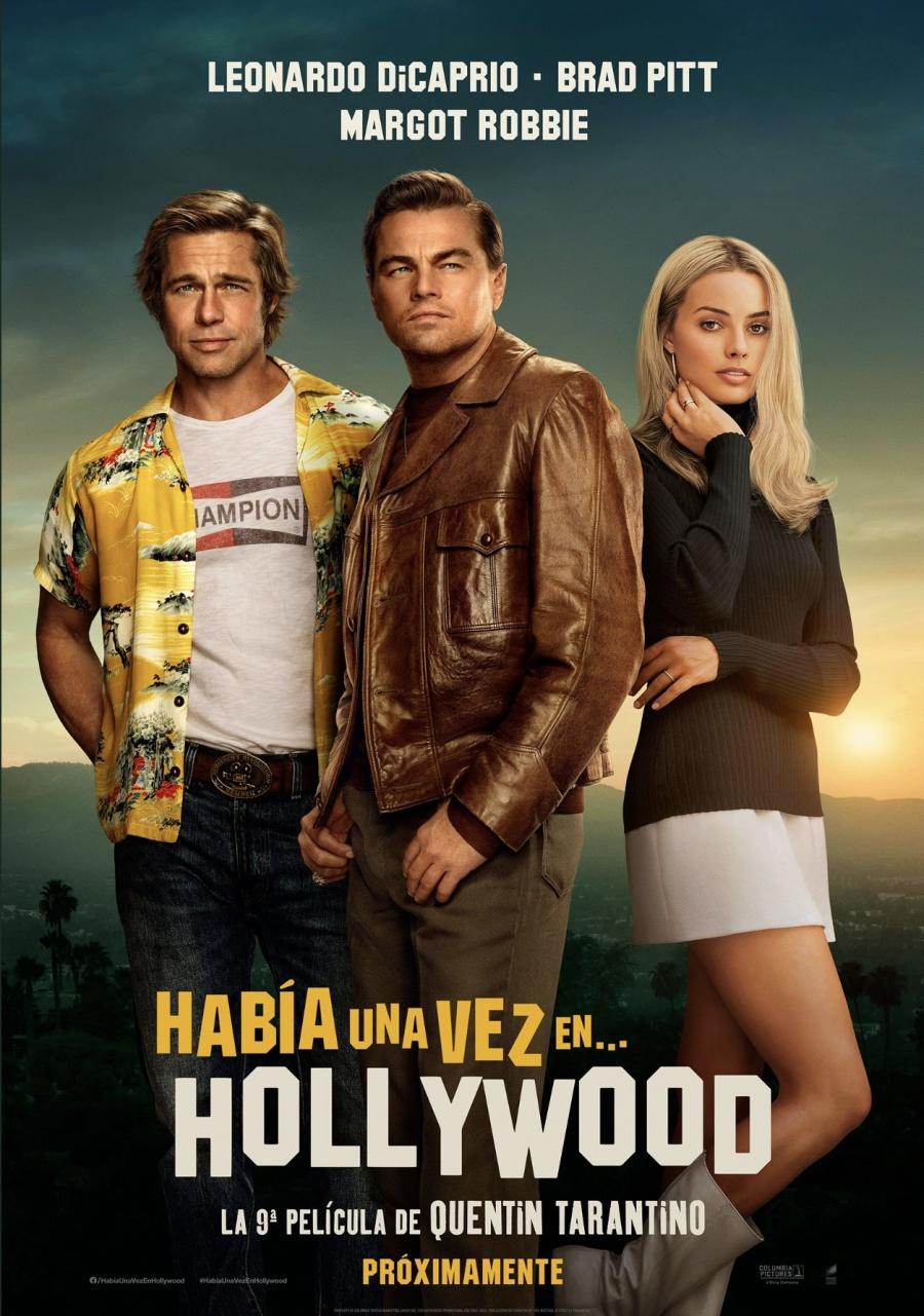 Había una vez en Hollywood, el cuento de hadas tarantiniano
