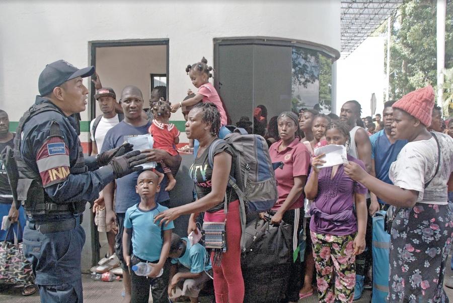 Guardia Nacional abusa de migrantes, denuncian