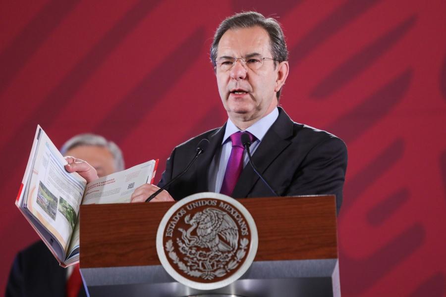 Moctezuma Barragán se reunirá con la Conago