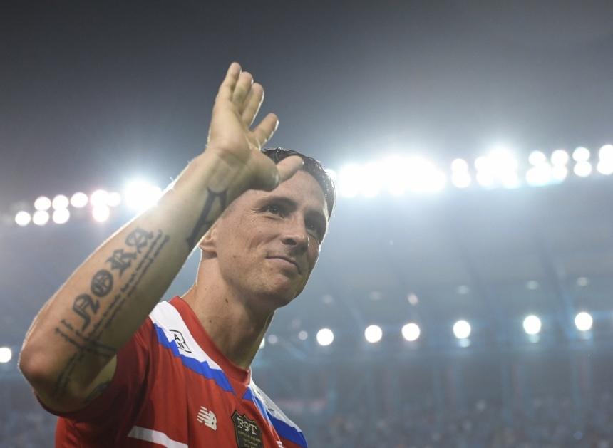 Fernando Torres dice adiós a la canchas