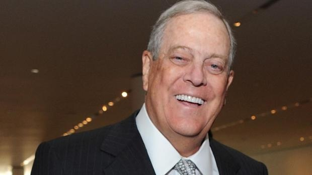 Muere el multimillonario David Koch