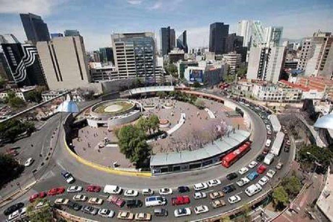 Denuncia periodista Mario Maldonado asalto en Glorieta Insurgentes
