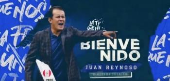 Puebla hace oficial la llegada de Juan Reynoso como su nuevo DT