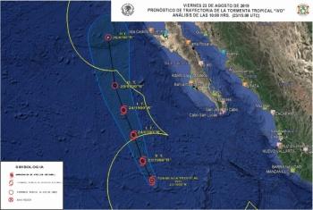 Activa Semar Plan Marina en Costas del Pacífico en fase de prevención