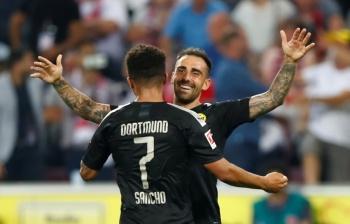 Borussia Dortmund remonta y vence al Colonia en la Bundesliga