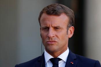 Bolsonaro mintió sobre cambio climático, asegura Emmanuel Macron