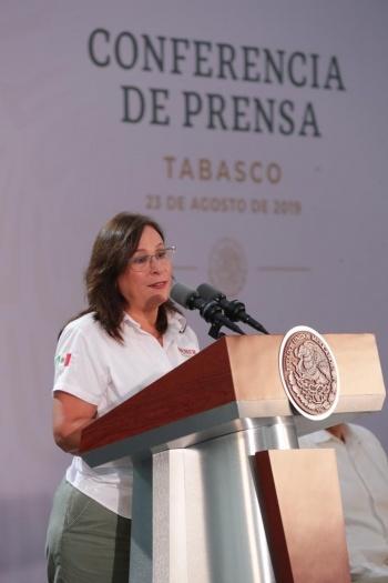 Cerca de 46 mil personas enviaron currículums para trabajar en Dos Bocas