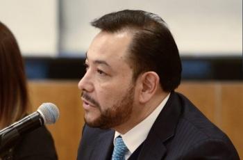 Gallardo me ha dado toda la confianza para acompañarlo en su proyecto político: Serrano