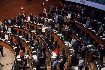 Propone Martí Batres agenda legislativa para próximo periodo de sesiones