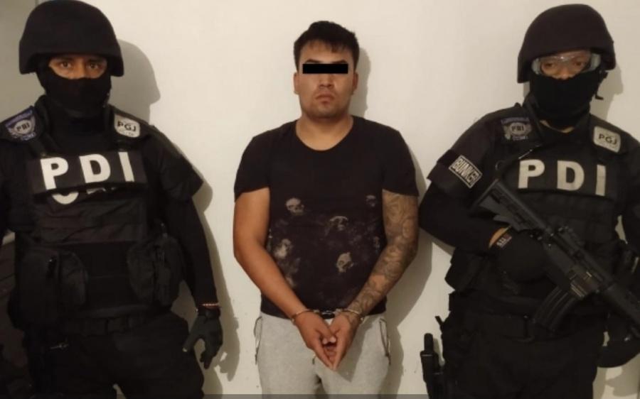 Aprehenden a líder de sicarios del cártel de Tláhuac