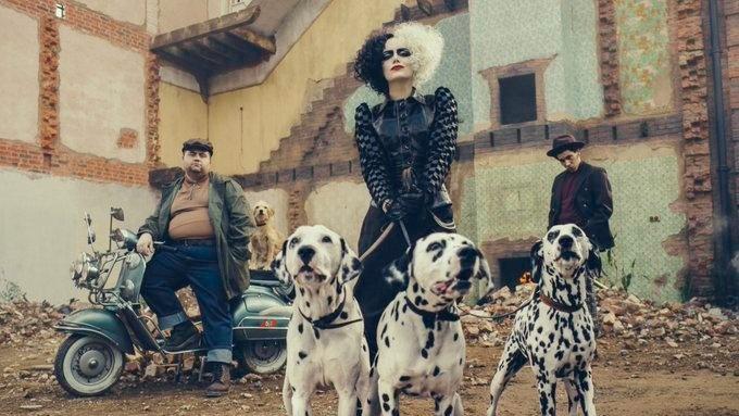 Ya tienen la primera imagen de la nueva Cruella