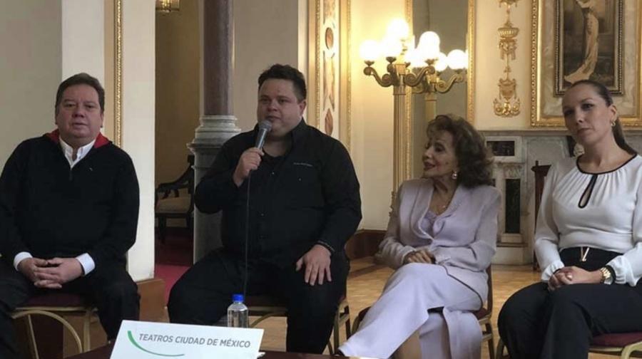 """Tras 8 años de ausencia, María Victoria sigue emocionando con """"Cuidadito"""""""