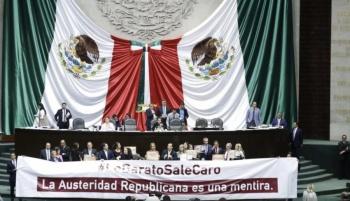 Austeridad no debe afectar el funcionamiento del gobierno: IBD del Senado