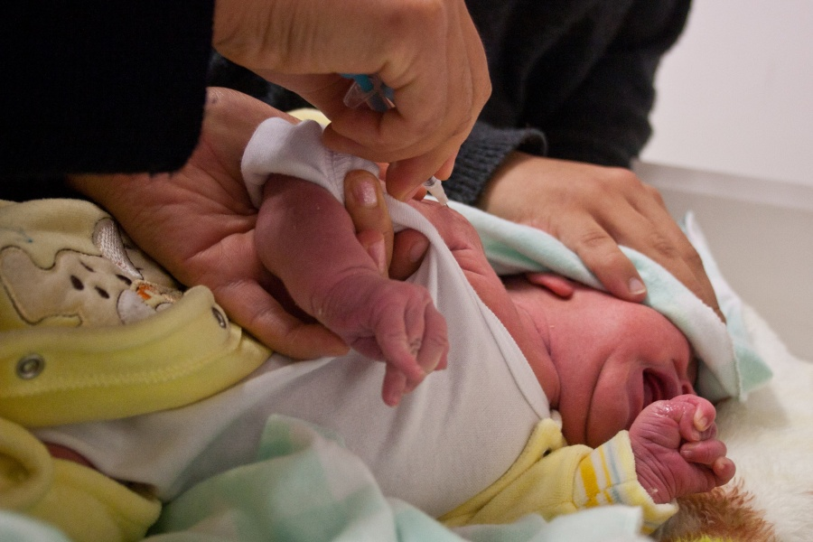 Suman dos casos más de niños con sarampión en Ciudad Juárez
