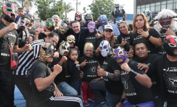 Una prioridad para Cuajimalpa fomentar el deporte entre la niñez y juventud