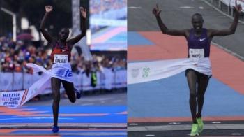 Kenianos ganan Maratón de la CDMX
