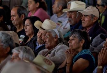 Pide panista fortalecer en la CDMX políticas públicas en favor de adultos mayores