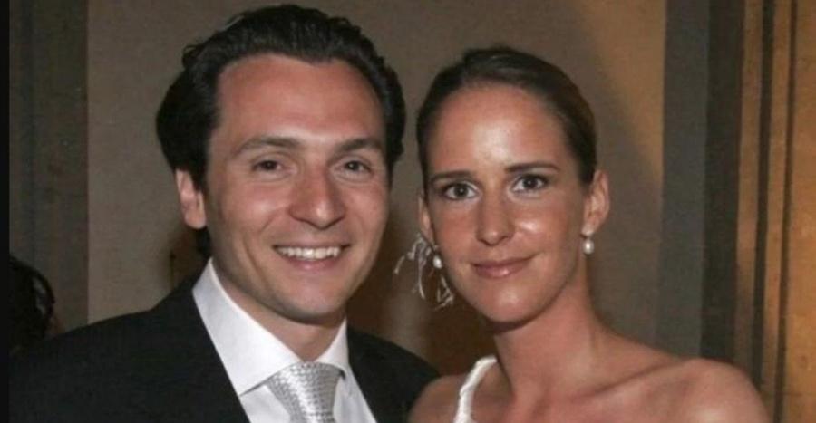 Esposa de Emilio Lozoya solicita amparo para no ser capturada