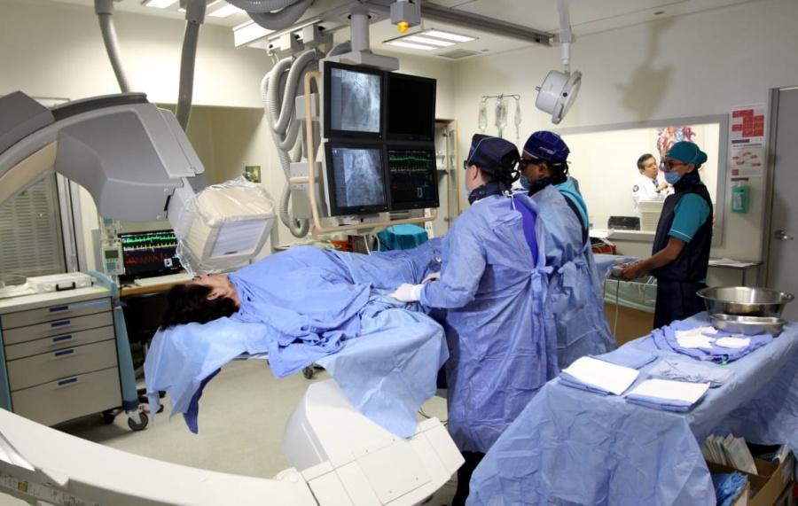 Aplica IMSS Hemodinamia en el Hospital General Regional no. 1, con éxito