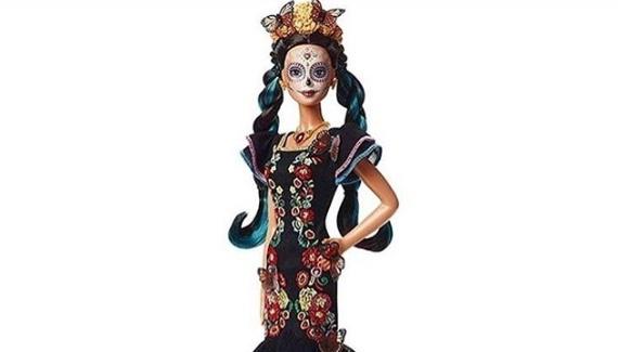 Barbie lanzará muñeca inspirada en el Día de Muertos