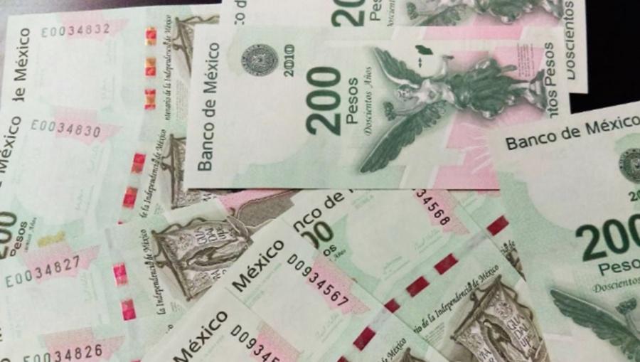 En septiembre entra en circulación nuevo billete de 200 pesos