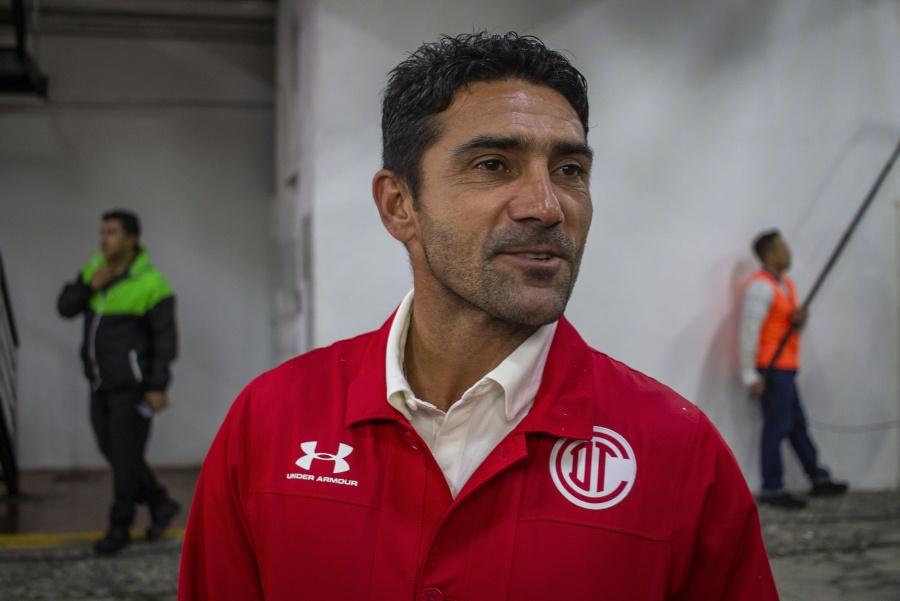 """""""Sinha"""", nuevo director deportivo del Toluca"""