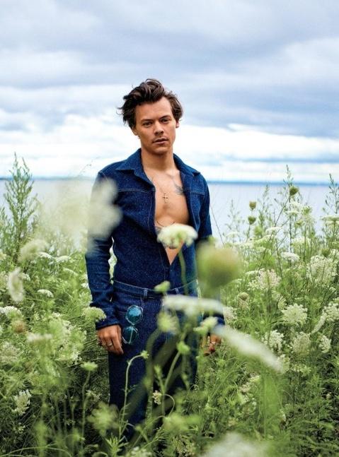 Harry Styles habla para Rolling Stone sobre su nuevo disco