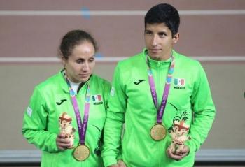 México, tercero en medallero de Parapanamericanos 2019