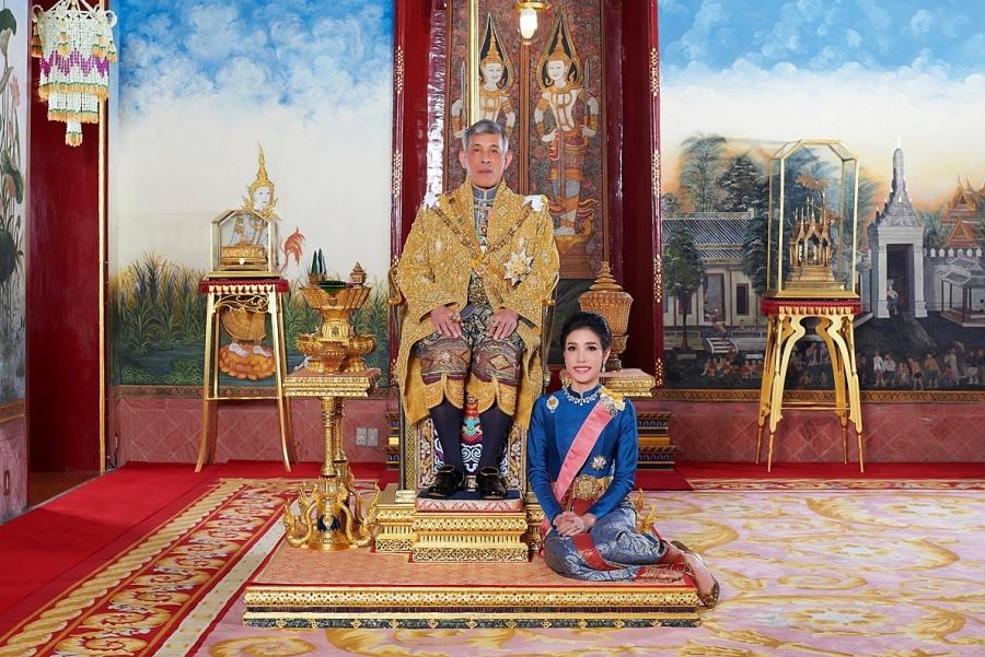 Sinnenat produjo un número de visitas récord a la página del palacio real