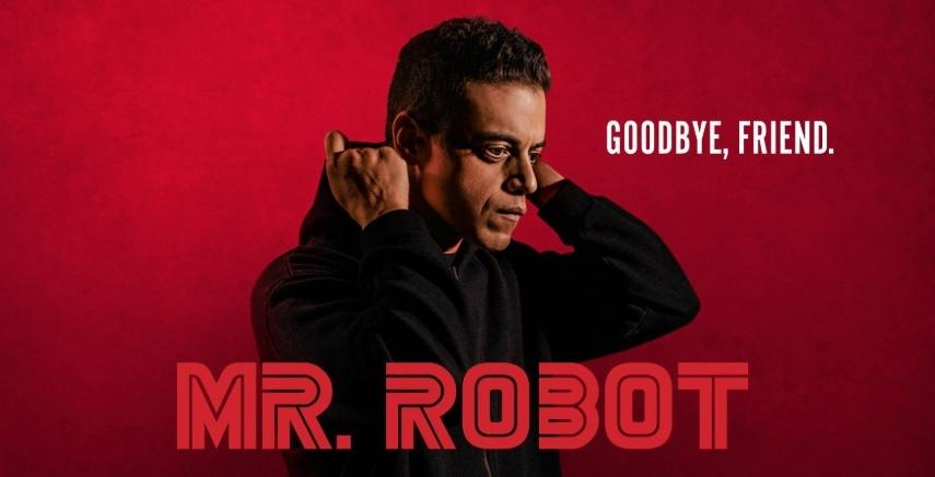 """Lanzan primer tráiler de la última temporada de """"Mr. Robot"""" con Rami Malek"""