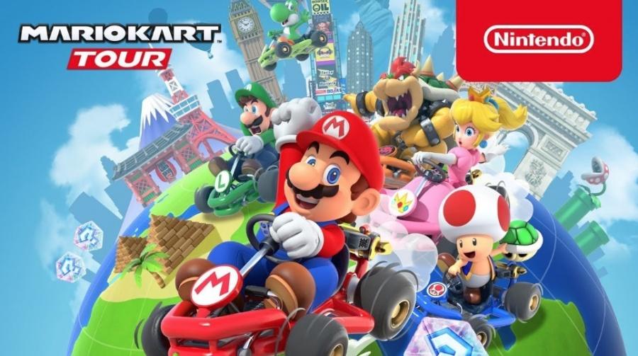 """Mario Kart Tour"", llegará a los celulares en septiembre"