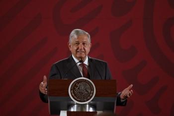 Señala AMLO que su Gobierno tiene como prioridad fortalecer la economía popular