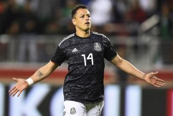 """""""Chicharito"""", """"Tecatito"""" y Herrera, regresan con el Tricolor"""