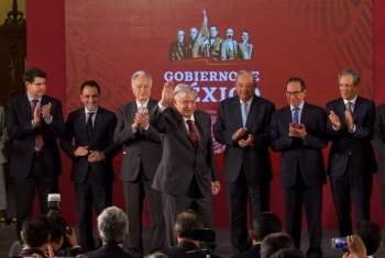 """""""¿A poco la prensa no aplaude?"""", pregunta López Obrador tras acuerdo por gasoductos"""