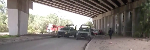 Autoridades controlan toma clandestina en Tultitlán