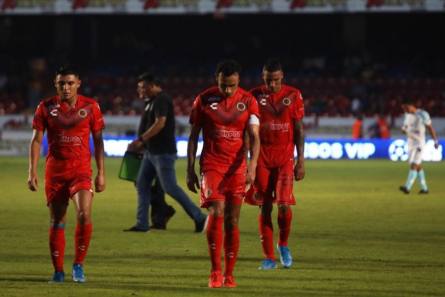 Veracruz suma 33 partidos sin ganar; se acerca al récord mundial