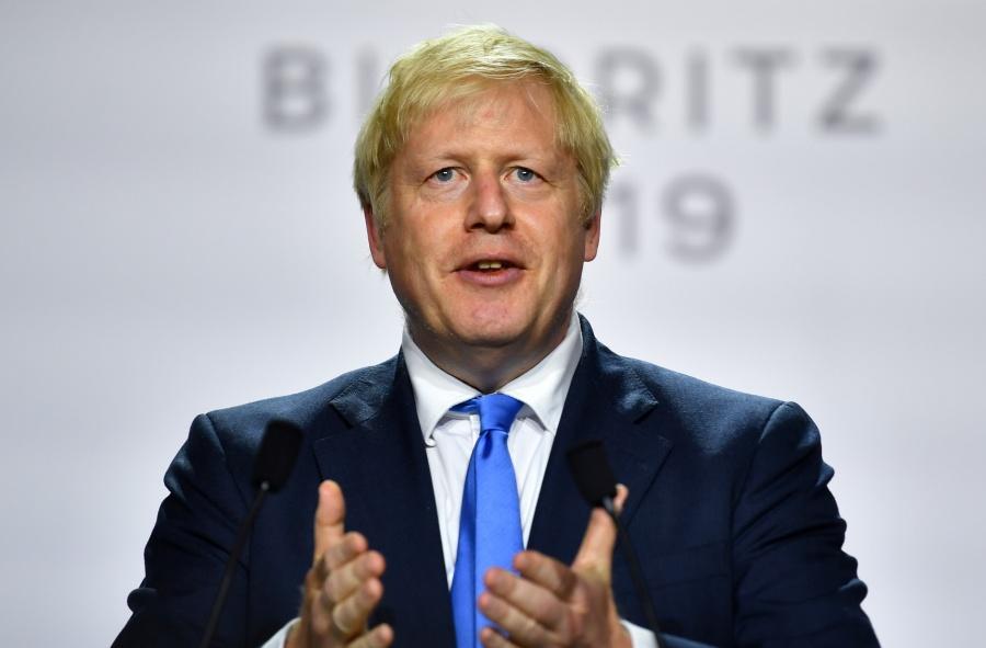 Boris Johnson pide a la Reina suspensión temporal del Parlamento británico