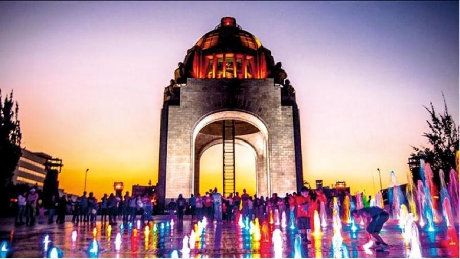 Afluencia de turistas se incrementa en México