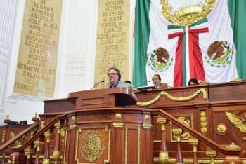 Propone Morena que las reformas a la Constitución de la CDMX, se voten en el periodo que se presenten