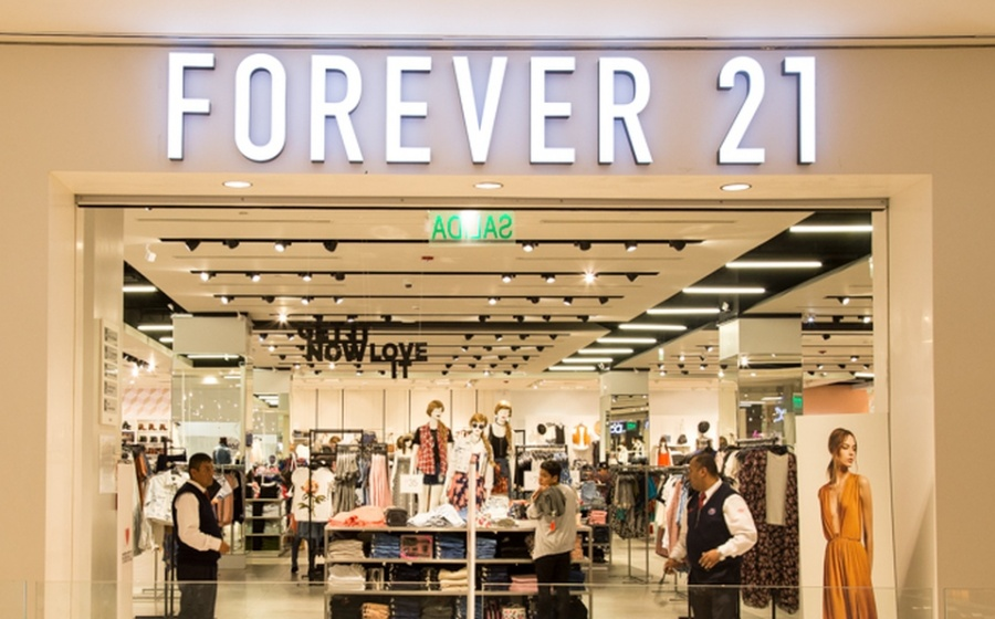 Forever 21 podría declararse en quiebra
